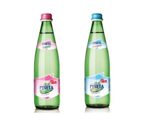 Acqua Pineta cl. 0.50 Vetro a rendere