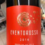 EVENTOROSSO 2016 Vino D'Italia 14° rosso veneto