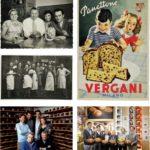 """LE CHIACCHIERE DI MILANO """"Pasticceria VERGANI""""  vaschetta da 500 gr."""